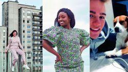 """Jonge toptalenten Thibau Nys (17), Céline Dept (20) en Sunday Rose (24): """"Iedereen denkt dat ik stinkend rijk ben. Wat een misverstand"""""""