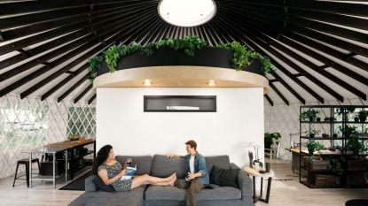 Koppel woont in zelfgebouwde yurt én deelt tips om er zelf een te bouwen