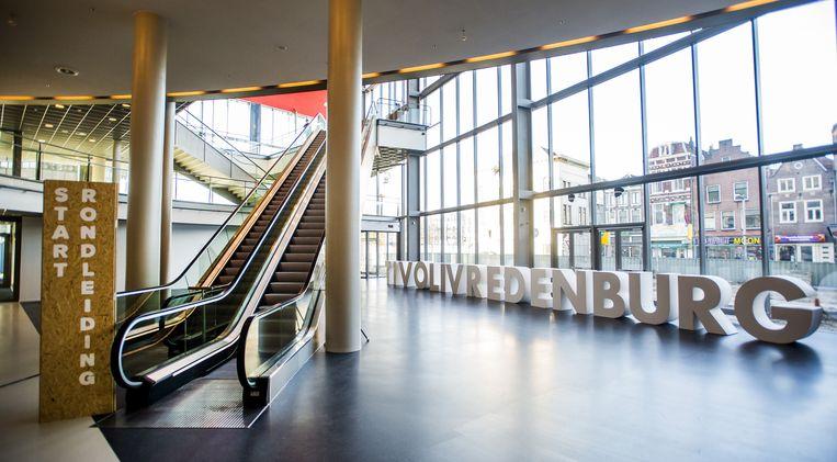 Het interieur van TivoliVredenburg Beeld ANP