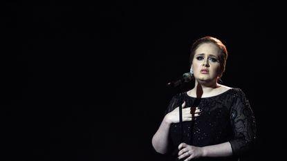 Adele is 55 miljoen euro waard