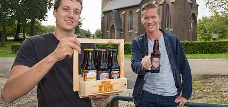 Kleine bierbrouwer is helemaal terug in regio
