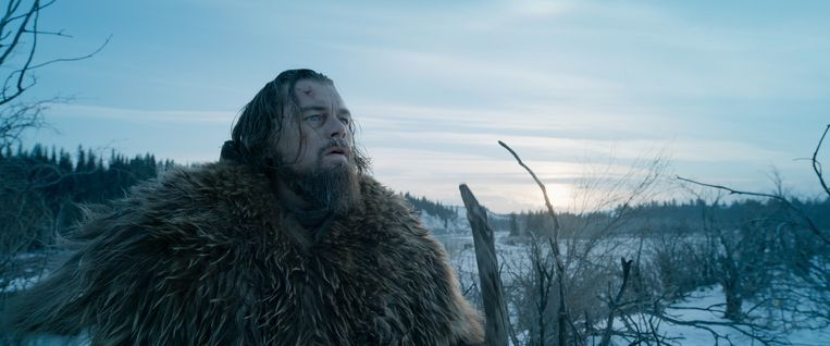 Leonardo DiCaprio in The Revenant. Beeld AP