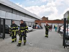 Politiebureau in Tilburg tijdelijk gesloten vanwege gezondheidsklachten