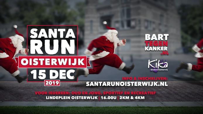 Santa Run in Oisterwijk