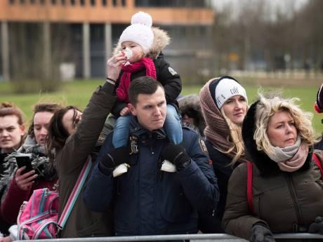 Afzien in de kou langs de route van de Utrecht Marathon: Lang leve de lange onderbroek