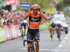 Van der Hoorn boekt mooiste overwinning uit loopbaan in BinckBank Tour