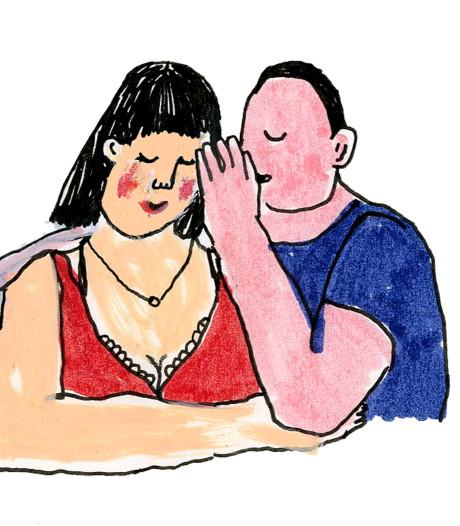 'Als een man mij boekt, krijgt hij de girlfriend experience'