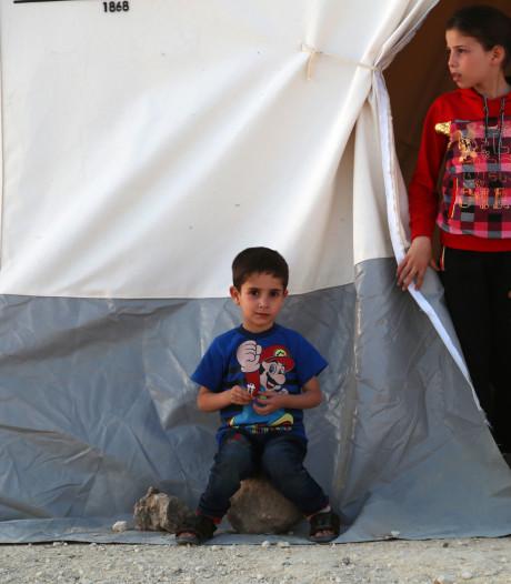 Nederland haalt kinderen niet uit kampen Syrië